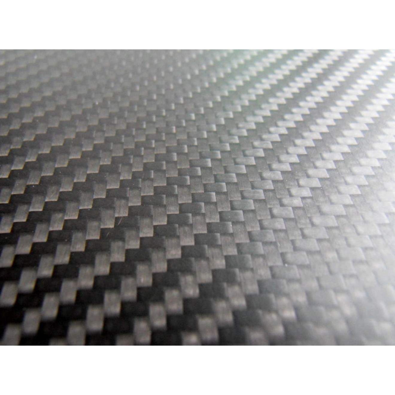 Carbon Fiber/Epoxy Sheets 1920x970x0,5mm, surface high gloss finish on one  side